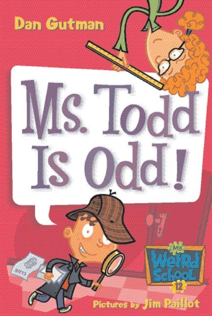 Ms Todd Is Odd!