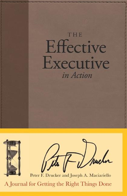 Effective Executive in Action