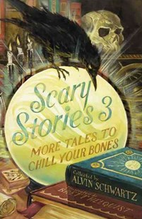 Scary Stories 3: More Tales to Chill Your Bones by Alvin Schwartz, Brett Helquist (9780060835248) - PaperBack - Children's Fiction Older Readers (8-10)