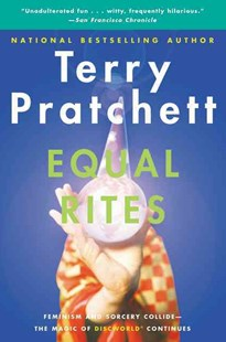 Equal Rites by Terry Pratchett (9780060855901) - PaperBack - Fantasy
