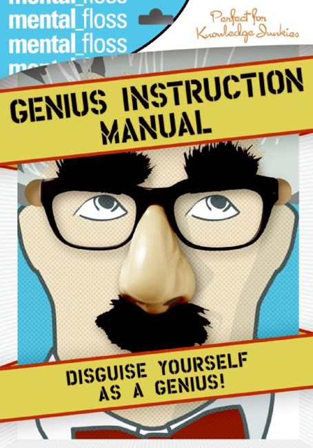 Mental Floss: The Genius Instruction Manual