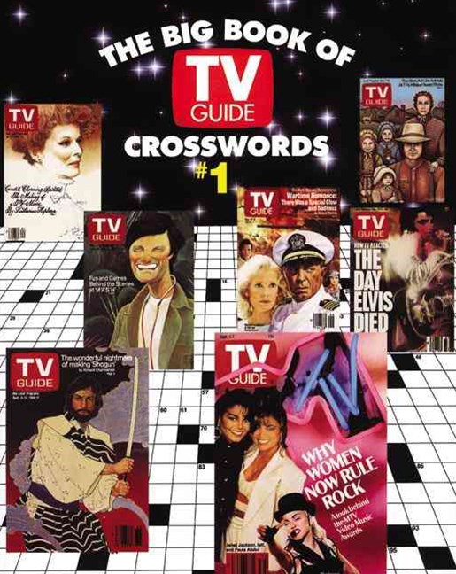 The Big Book of TV Guide Crosswords