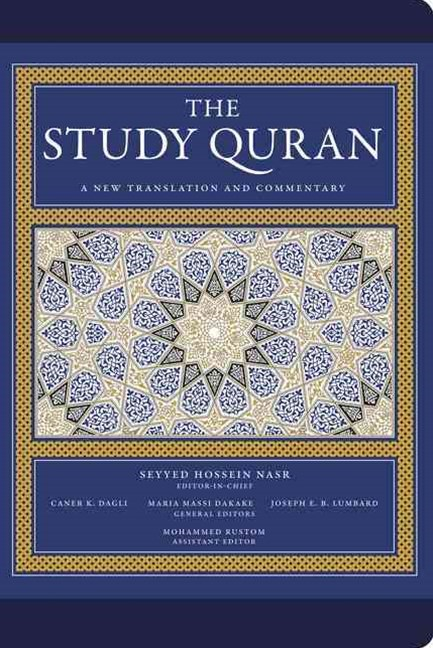 The Study Quran: A New Translation and Commentary - Leather Bound Edition