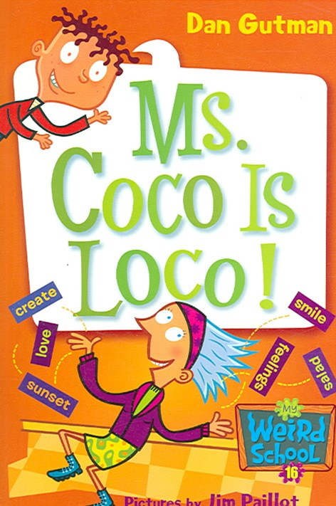 My Weird School: 16 Ms Coco Is Loco!