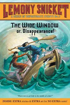 The Wide Window - Or, Disappearance!