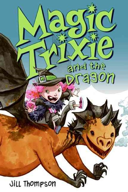 Magic Trixie and the Dragon