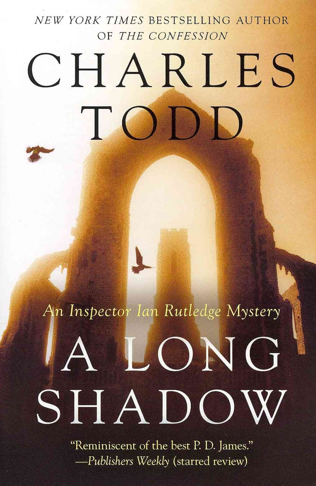 A Long Shadow: An Inspector Ian Rutledge Mystery