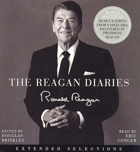 THE REAGAN DIAIRES EXTENDED SELECTIONS UNABRIDGED