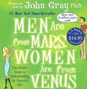Men Are from Mars, Women Are from Venus - Family & Relationships