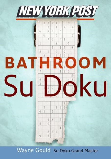 Bathroom Sudoku