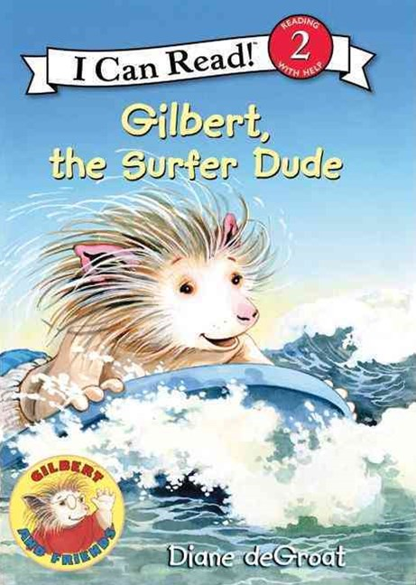 Gilbert the Surfer Dude