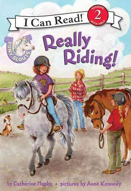 Really Riding! Pony Scouts