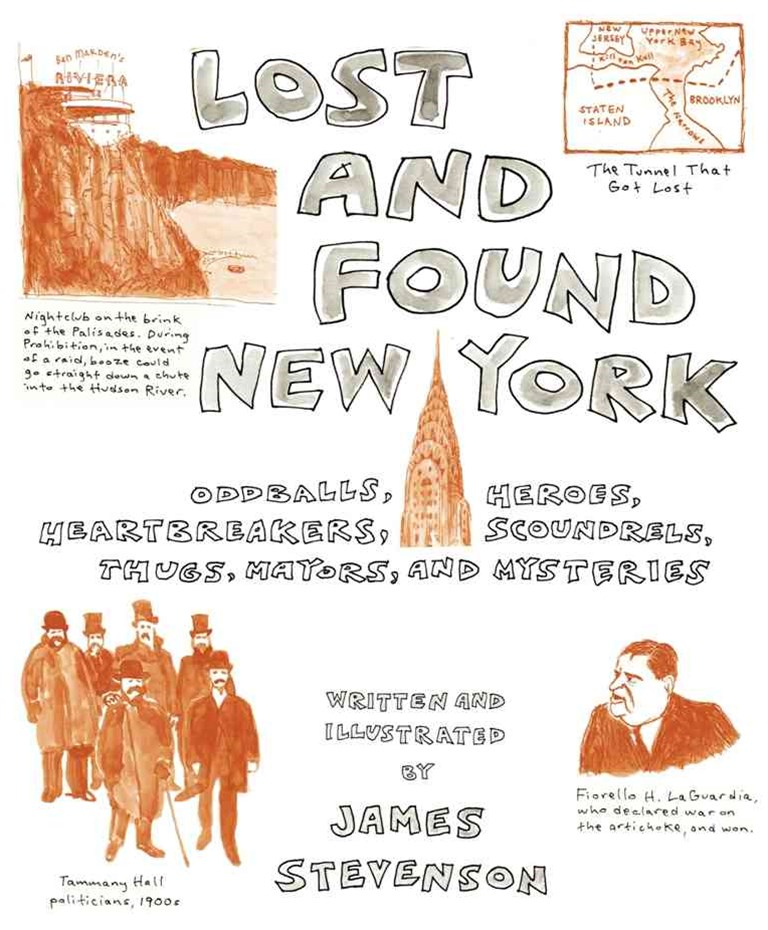 Lost and Found New York