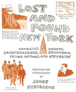Lost and Found New York by James Stevenson (9780061260636) - HardCover - Graphic Novels