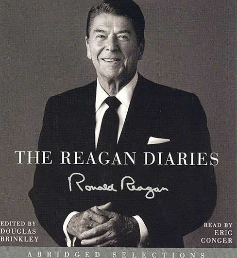 The Reagan Diaries Abridged Selections 3/180