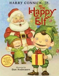 Happy Elf Book and CD