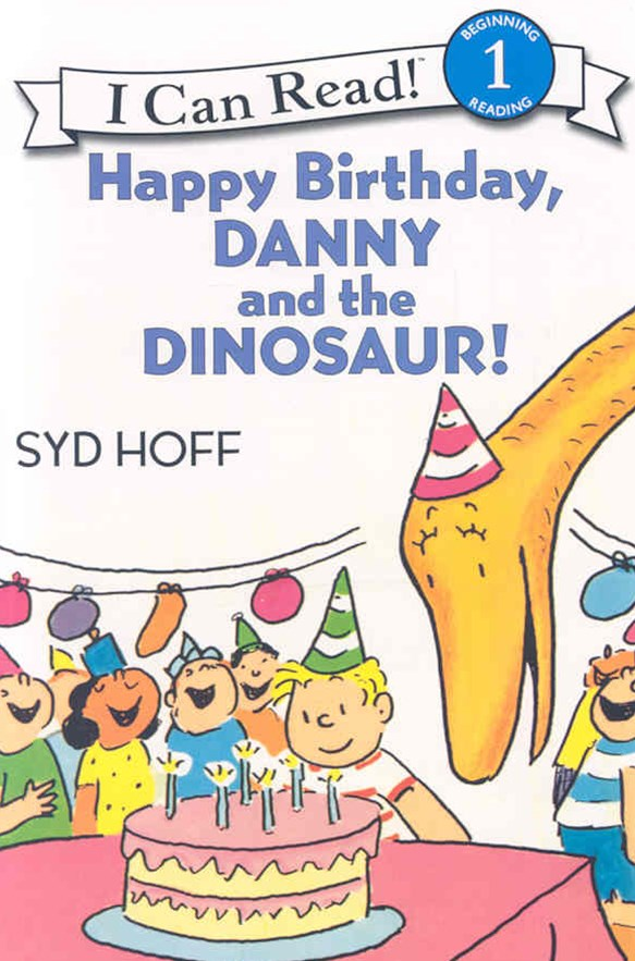 Happy Birthday Danny And The Dinosaur! Book And Cd