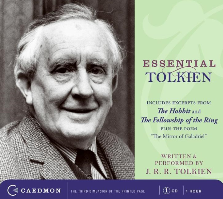 Essential Tolkien Abridged 1/60