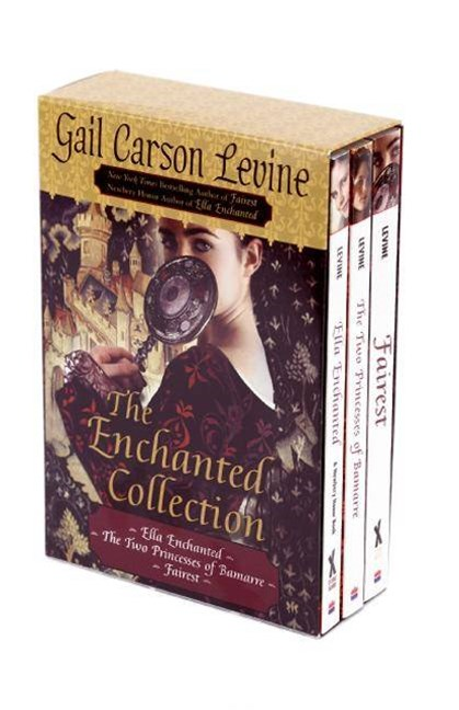 The Enchanted Collection Box Set