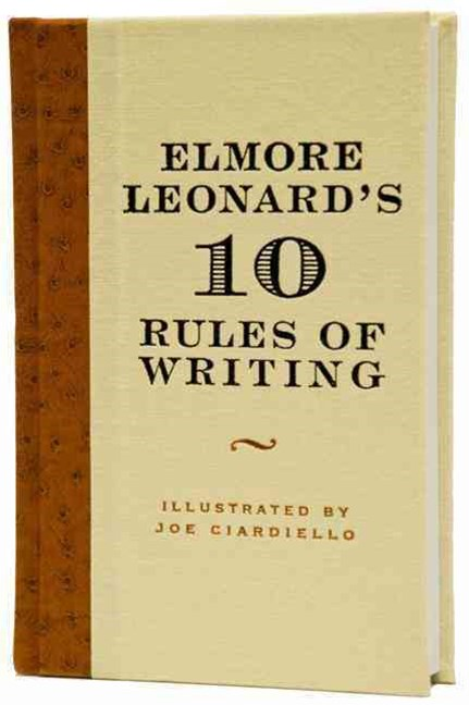 10 Rules of Writing