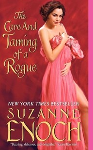 Care and Taming of a Rogue by Suzanne Enoch (9780061456763) - PaperBack - Romance Historical Romance