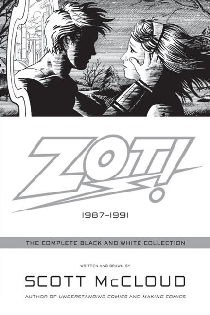 Zot! The Complete Black-and-White Collection: 1987-1991