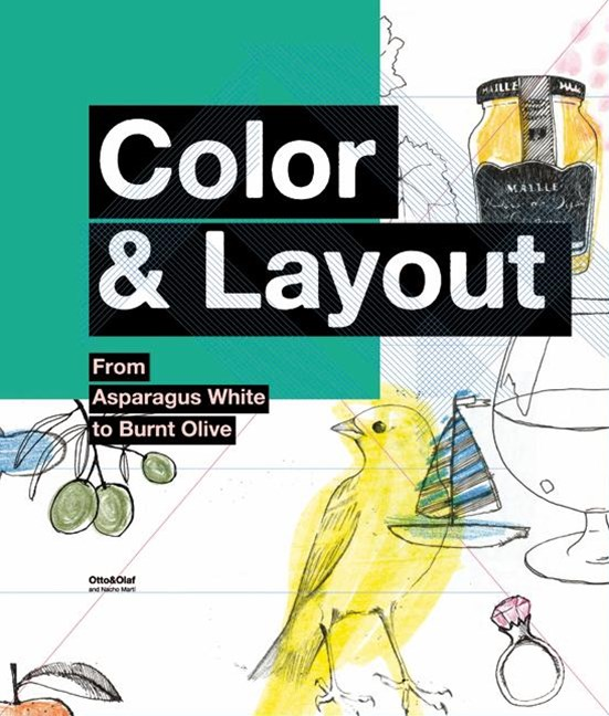 Color & Layout: From Asparagus White to Burnt Olive