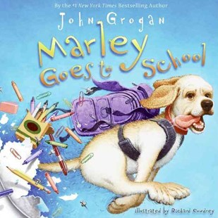 Marley Goes to School - Children's Fiction Intermediate (5-7)