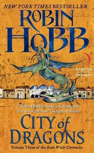 City of Dragons by Robin Hobb (9780061561696) - PaperBack - Fantasy
