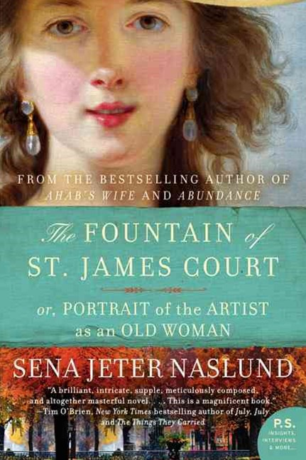 The Fountain of St. James Court - Or, Portrait of the Artist as an Old Woman
