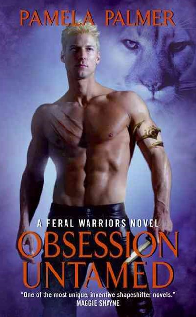 Obsession Untamed: A Feral Warriors Novel