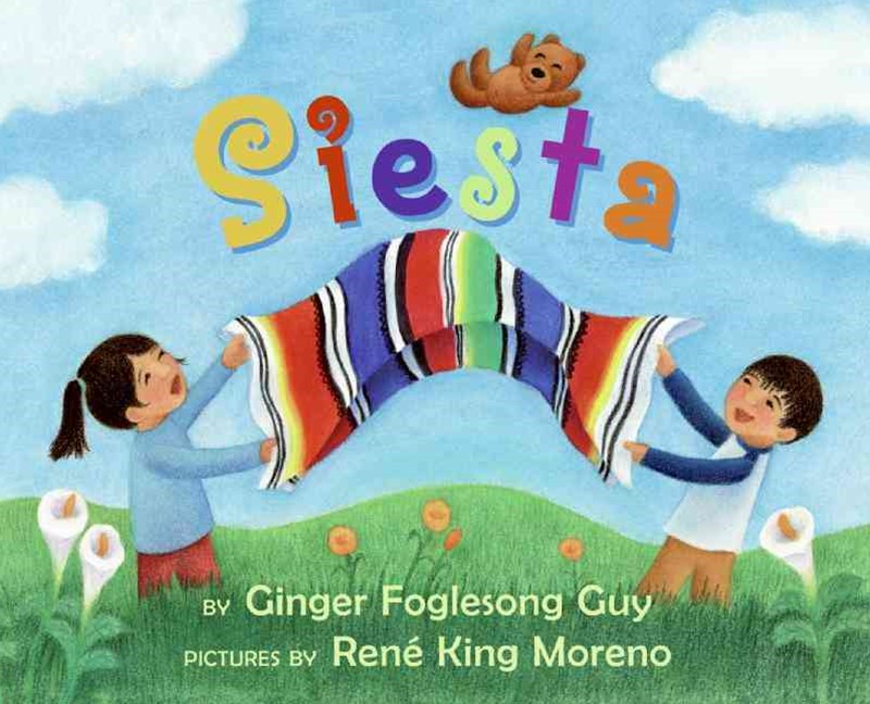 Siesta Board Book