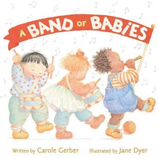 A Band of Babies - Children's Fiction Intermediate (5-7)