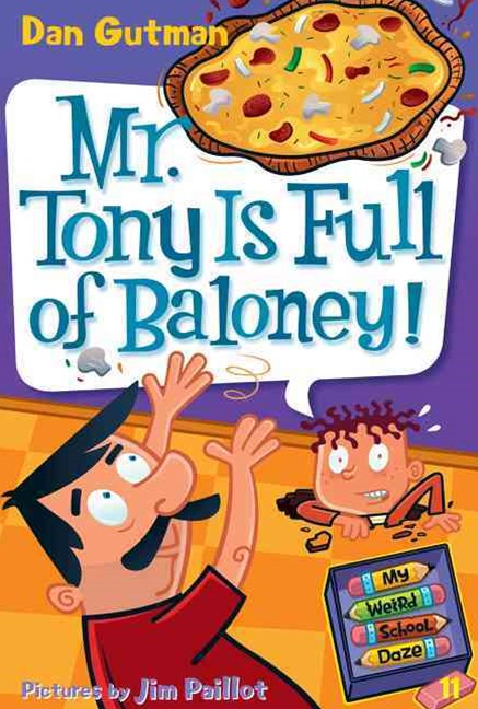 Mr. Tony Is Full of Baloney!