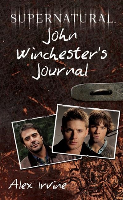 Surpernatural: John Winchester's Journal