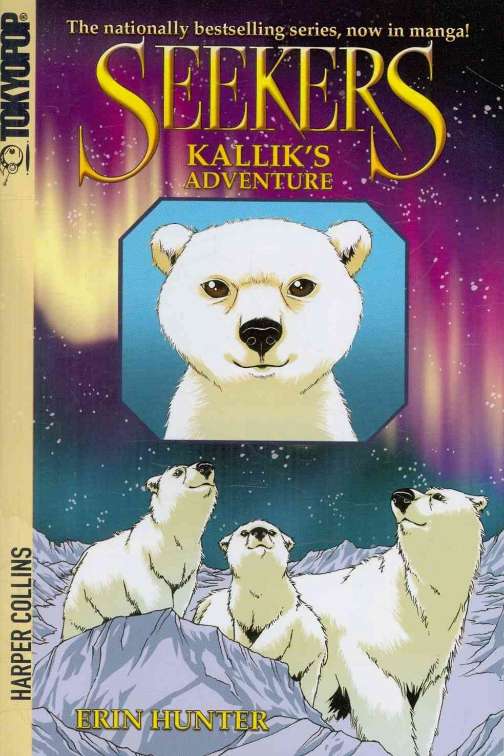 Seekers: Kallik's Adventure [Manga]