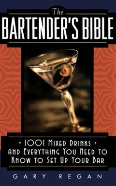 (ebook) The Bartender