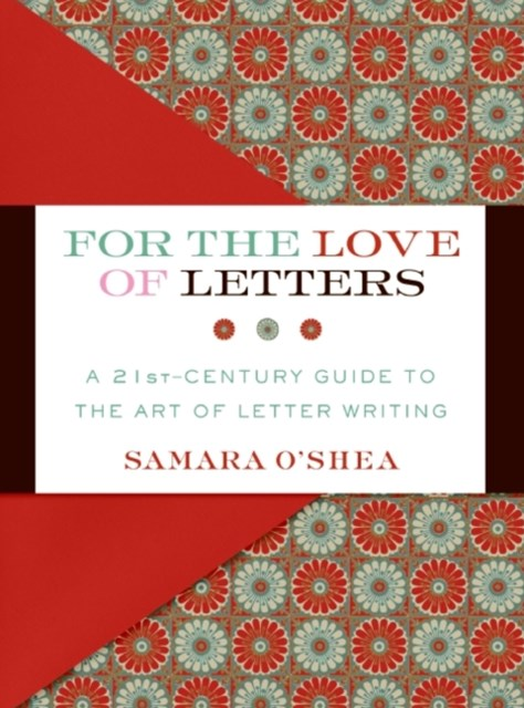 (ebook) For the Love of Letters