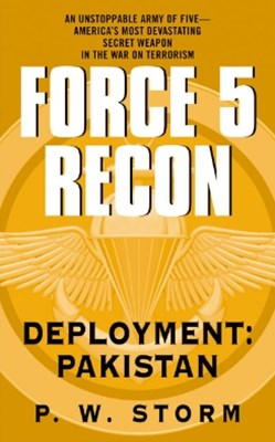 (ebook) Force 5 Recon: Deployment: Pakistan