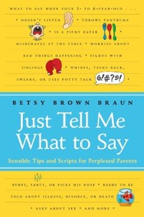 (ebook) Just Tell Me What to Say - Family & Relationships Child Rearing