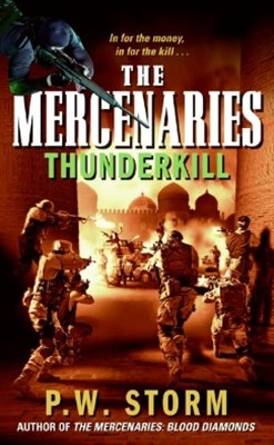 (ebook) The Mercenaries: Thunderkill