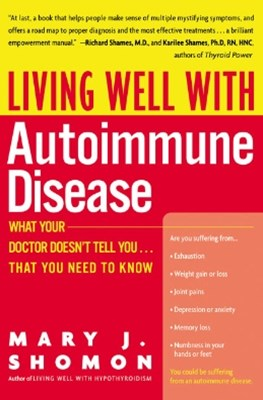 (ebook) Living Well with Autoimmune Disease