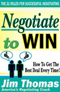 (ebook) Negotiate to Win - Business & Finance Business Communication
