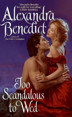 (ebook) Too Scandalous to Wed