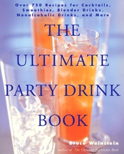 (ebook) The Ultimate Party Drink Book - Cooking Alcohol & Drinks
