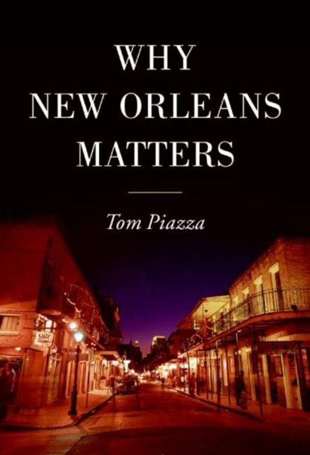 (ebook) Why New Orleans Matters