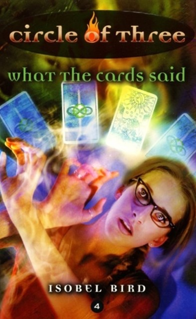 (ebook) Circle of Three #4: What the Cards Said