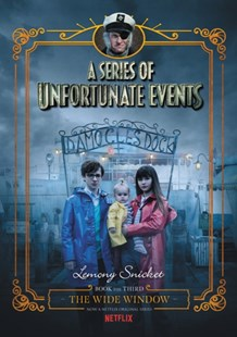 (ebook) A Series of Unfortunate Events #3: The Wide Window - Children's Fiction