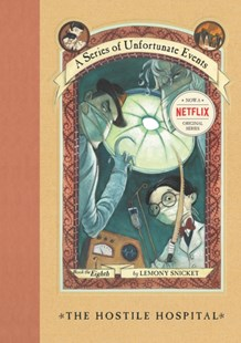 (ebook) A Series of Unfortunate Events #8: The Hostile Hospital - Children's Fiction