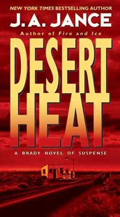 Desert Heat by J. A. Jance (9780061774591) - PaperBack - Crime Mystery & Thriller